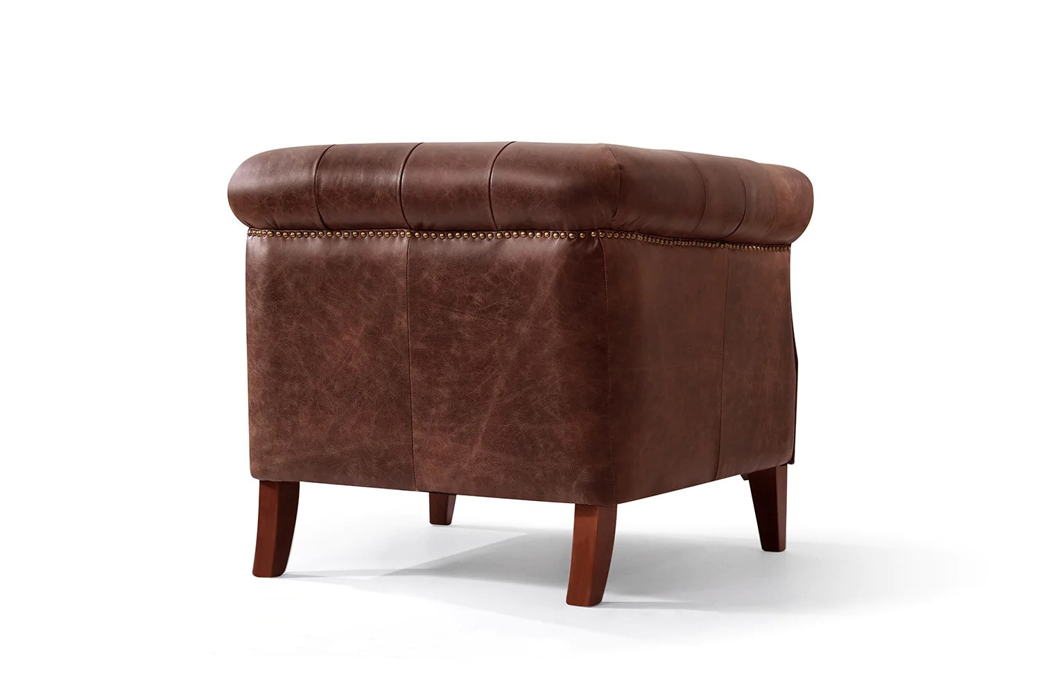 Fauteuils Rose Moore Fauteuil Chesterfield En Cuir Regency Rose And Moore