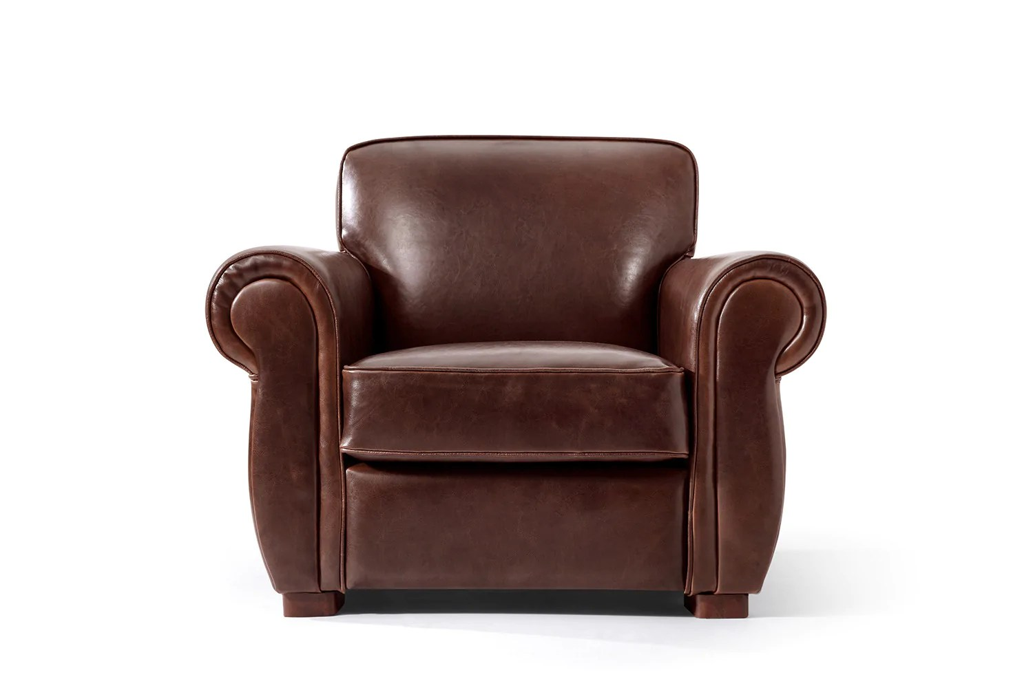 Fauteuils Rose Moore Fauteuil Club En Cuir 1940 Rose And Moore