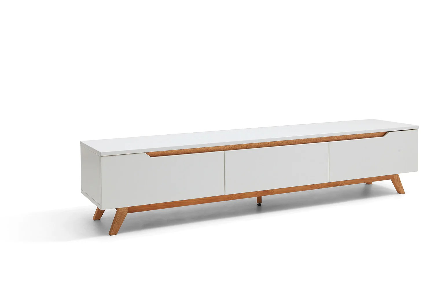 Meuble Bois Design Scandinave Console Tv Design Scandinave Cima Dewarens