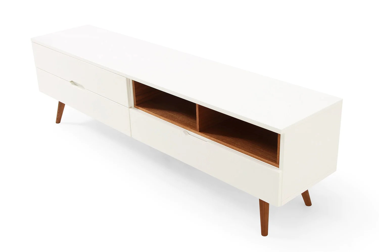 Meuble Bois Design Scandinave Meuble Tv Design Scandinave Lema Dewarens