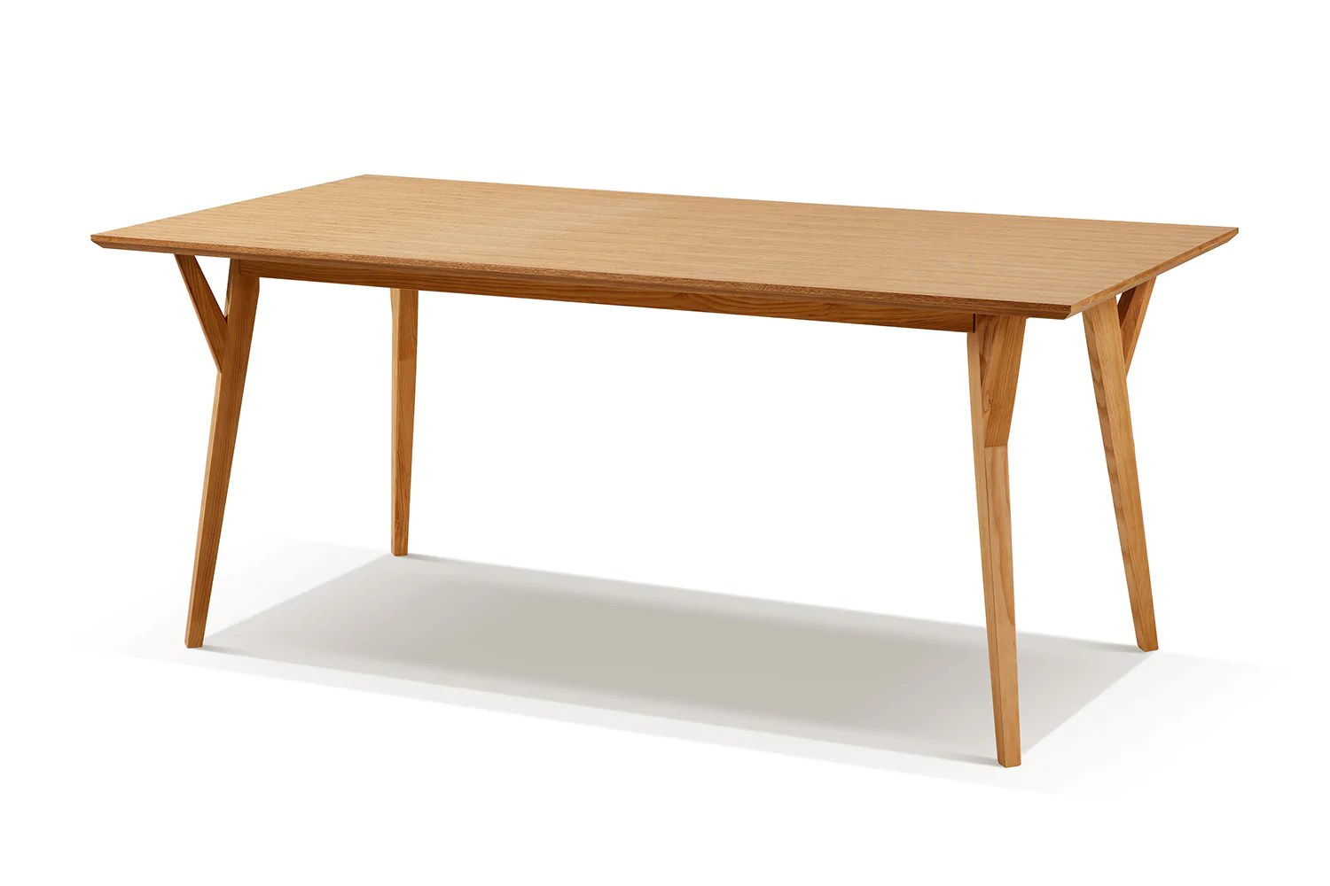 Table Manger Scandinave Table De Salle à Manger Scandinave En Bois Linth