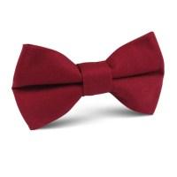Maroon Kids Bow Ties | Buy Maroon Boy's Bowties Online ...