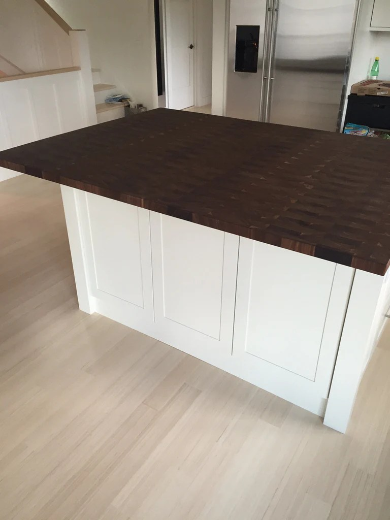Kitchen Island Butcher Block Tops Wood Tables Countertops Kitchen Islands Brooklyn Butcher
