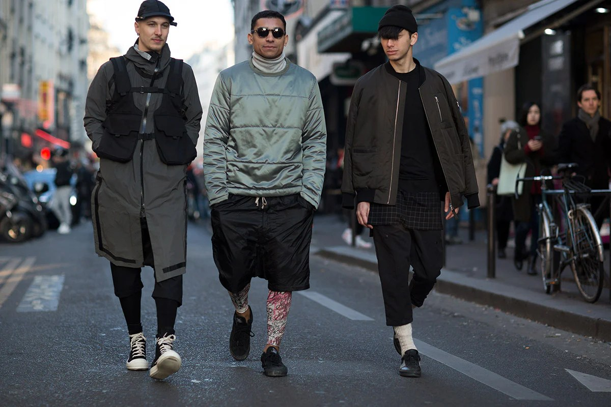 Fall In Paris Wallpaper Streetwear On The Streets Paris Fashion Week Ff16 Underated