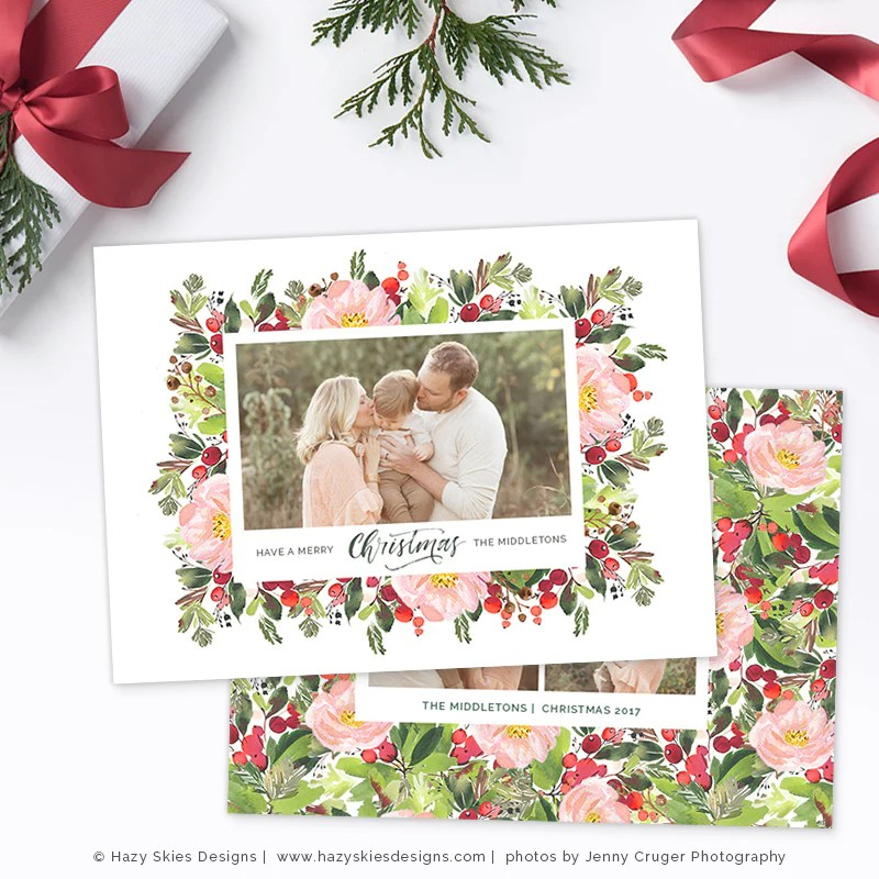 template for christmas cards - Akbagreenw