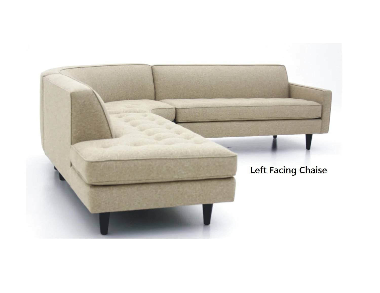 Chaise Promo Promo Special 3pc Hollywood Sectional 112
