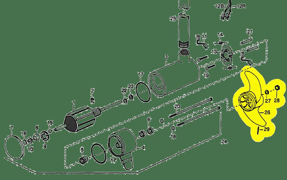 Genesis Motor Motor diagram