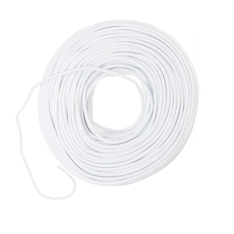 cloth covered electrical wire from fabric wire