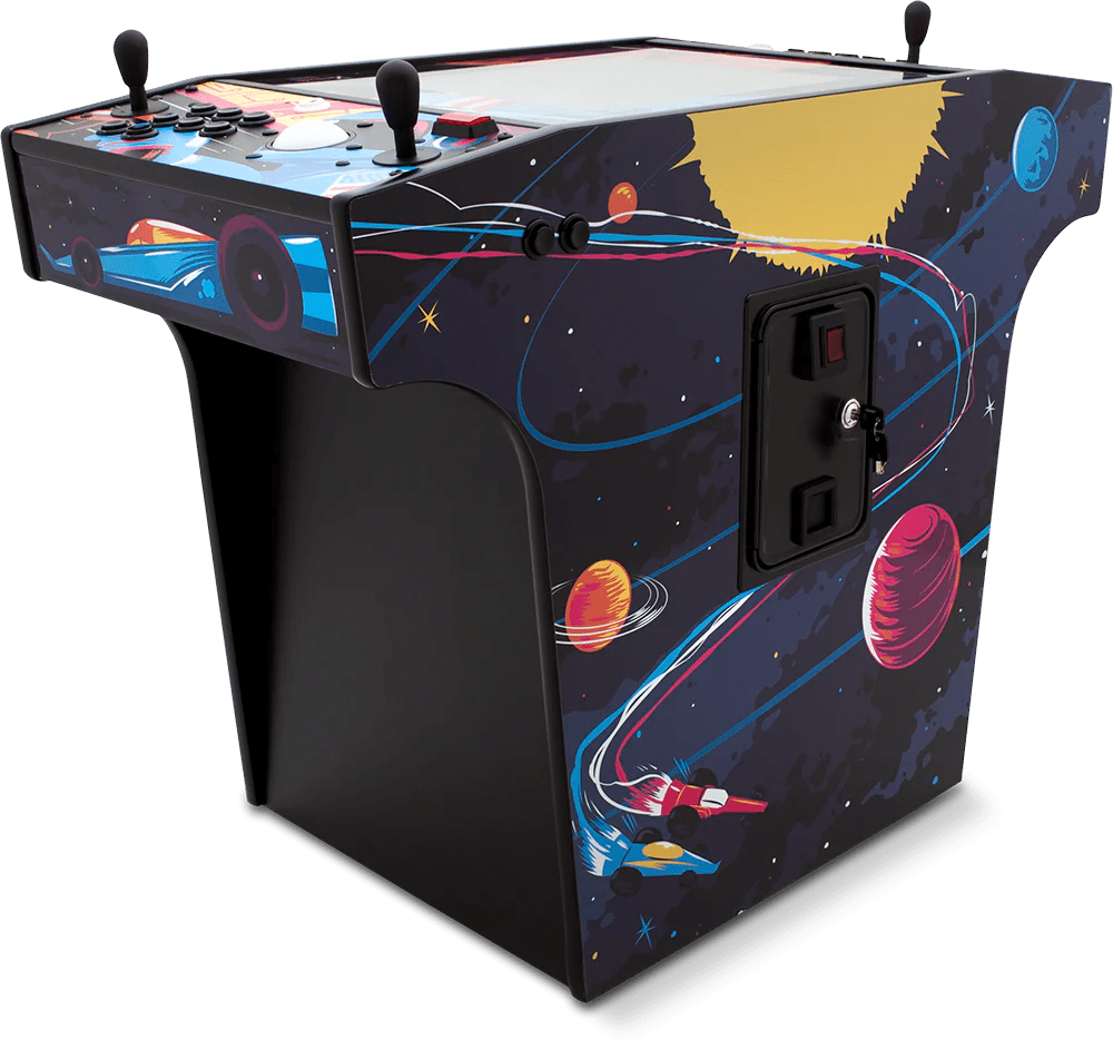 Classic Table Arcade Games X Arcade Cocktail Cabinet