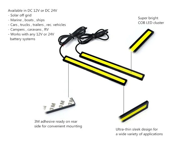 12v led wiring basics