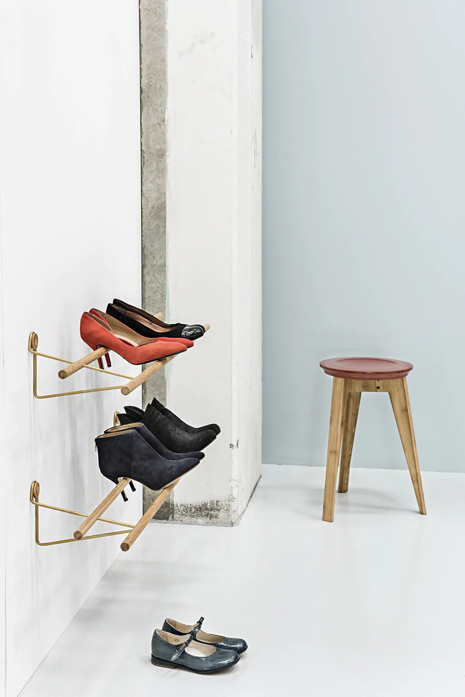 We Do Wood Shoe Rack By We Do Wood Wootwootshop