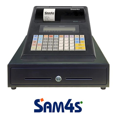 Discount Sam4s Cash Register Solutions to Suit Any Business or Budget | Anchor Data Systems (NI) Ltd