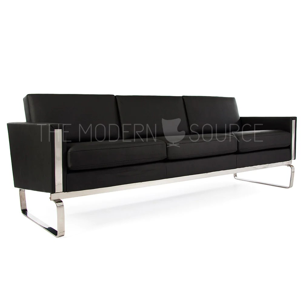 Hans Wegner Sofa Replica Hans Wegner Ch103 Sofa Reproduction
