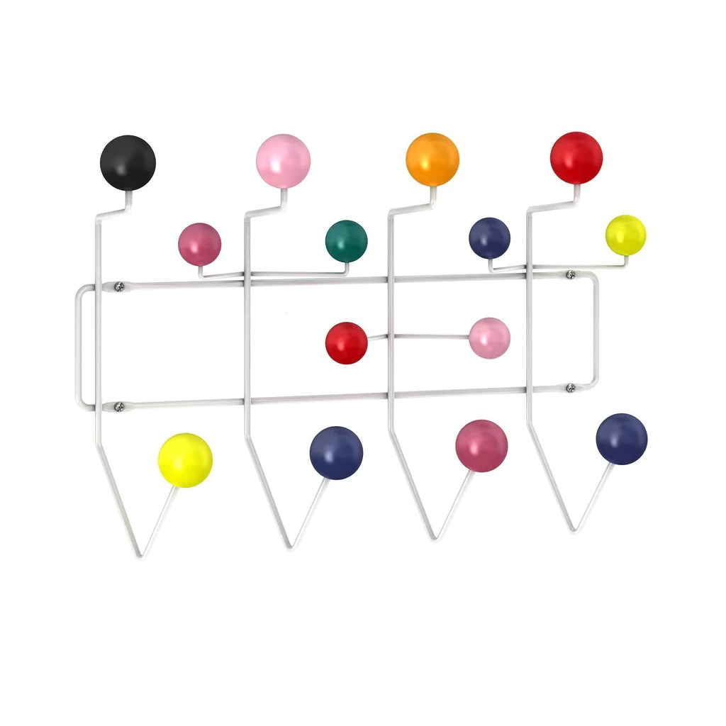 Eames Hang It All Coat Rack By Herman Miller