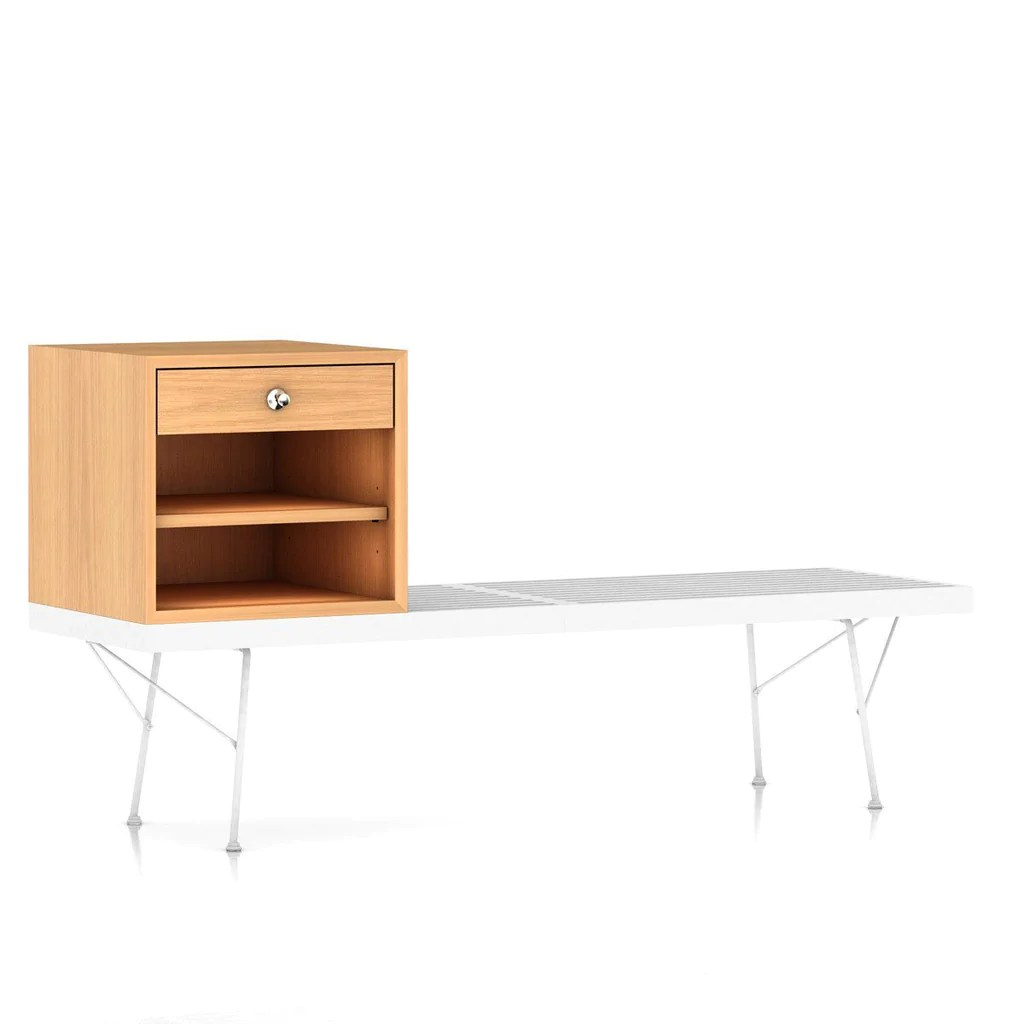 Open Cabinet Nelson Basic Cabinet Small By Herman Miller