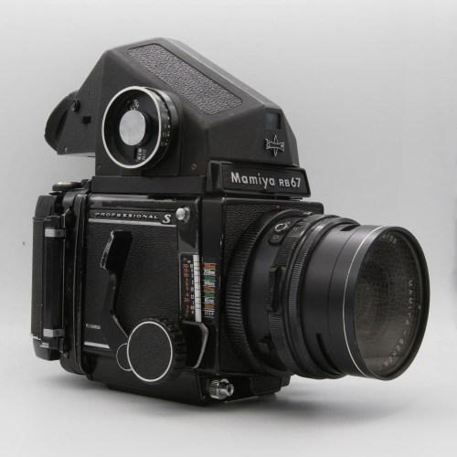 Medium Crop Of Medium Format Digital Camera