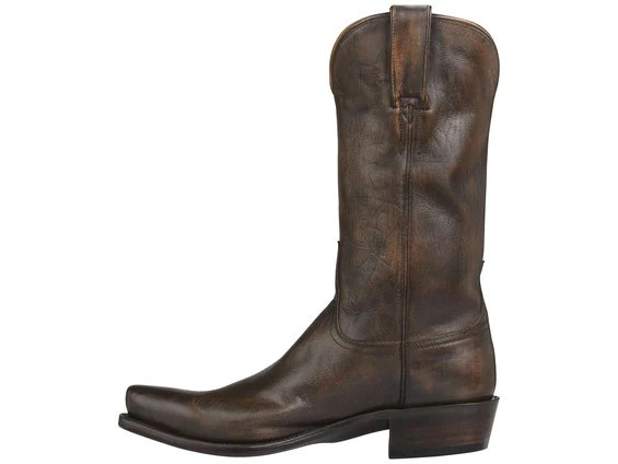 Lucchese Leadville Gy150773 Mens Pearl Bone Mad Dog Goat