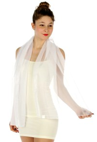 White, Ivory Shawls  Fashion Nouveau