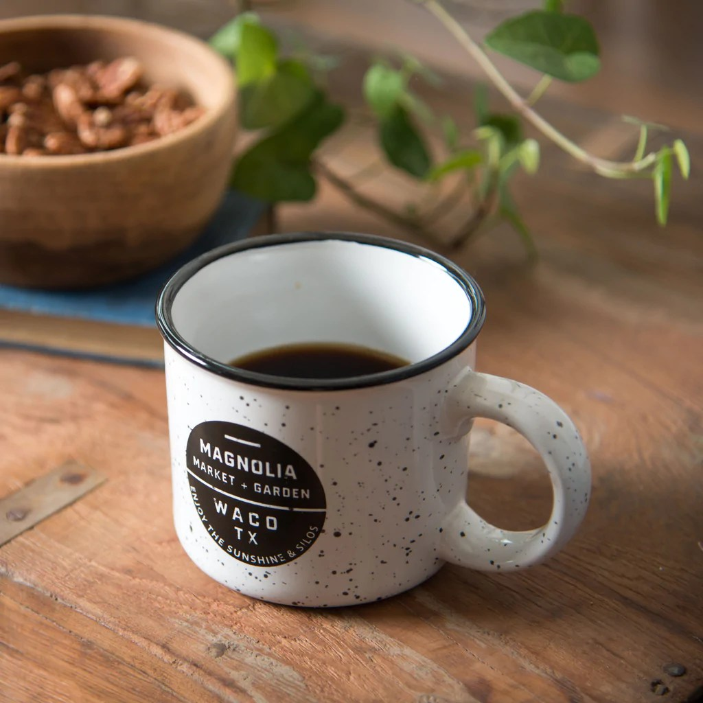 Coffee Garden Jobs Magnolia Market And Garden Campfire Mug Magnolia Chip