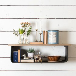 Small Crop Of Unique Wall Shelving