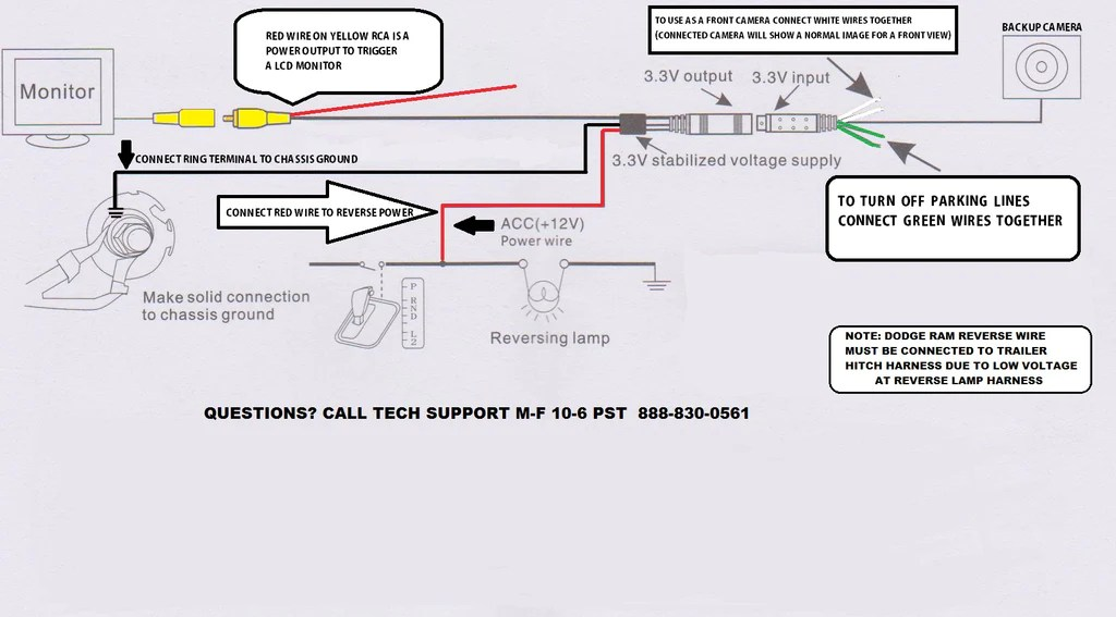 Gm Backup Camera Wiring Online Wiring Diagram