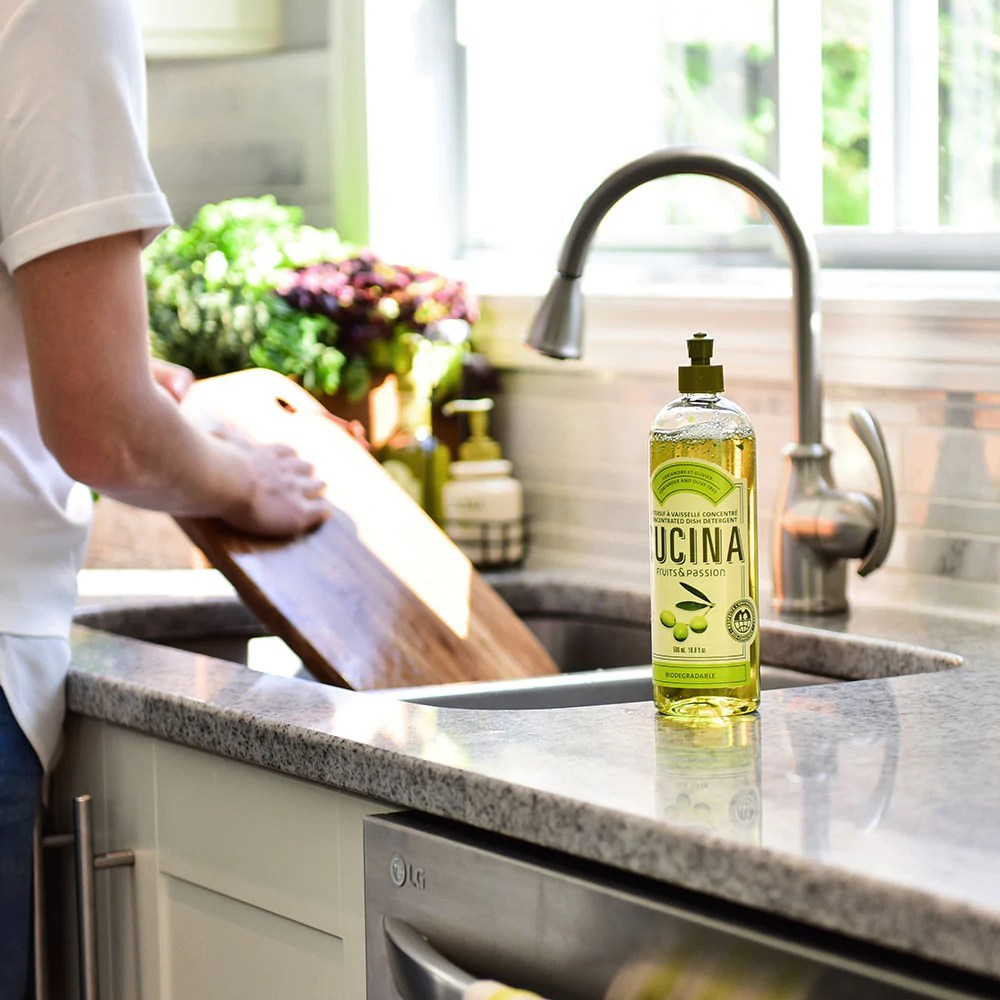Cucina Kitchen Sign Fruits And Passion Cucina Concentrated Dish Detergent Coriander