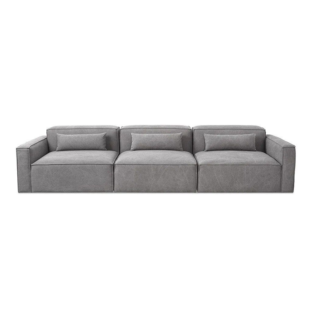Cheap Modular Lounges Mix Modular 3 Pc Sofa Sofas Gus Modern