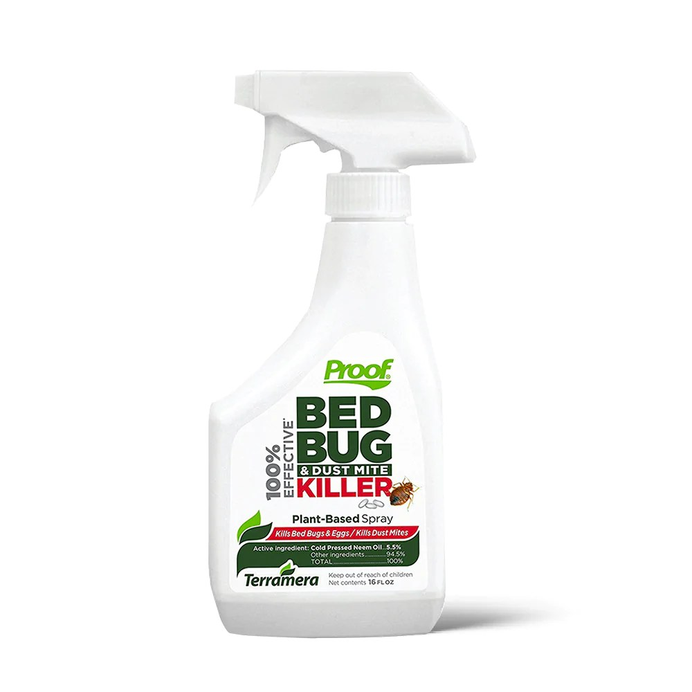 Spray To Kill Bed Bugs Proof Bed Bug Dust Mite Killer