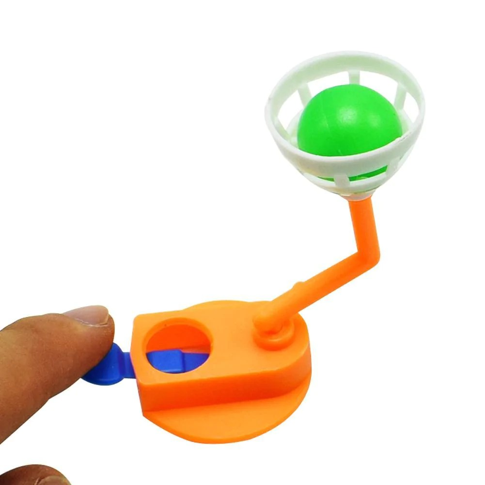 Toy Capsule Toys Mini Finger Shooting Assembly Toy Capsule Toys Kids Desktop