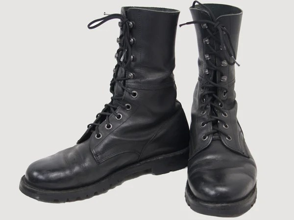Genuine Belgian Army Surplus Para Boots New Forces