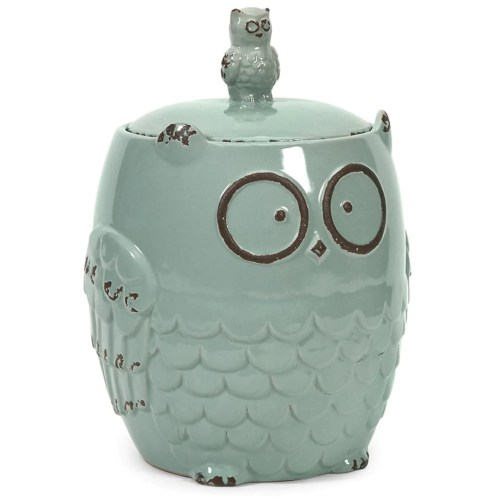 Medium Of Owl Cookie Jar