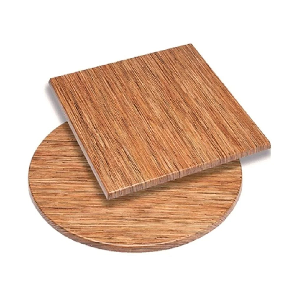 Cafe Table Tops Werzalit Cafe Table Top Seagrass Nufurn Commercial