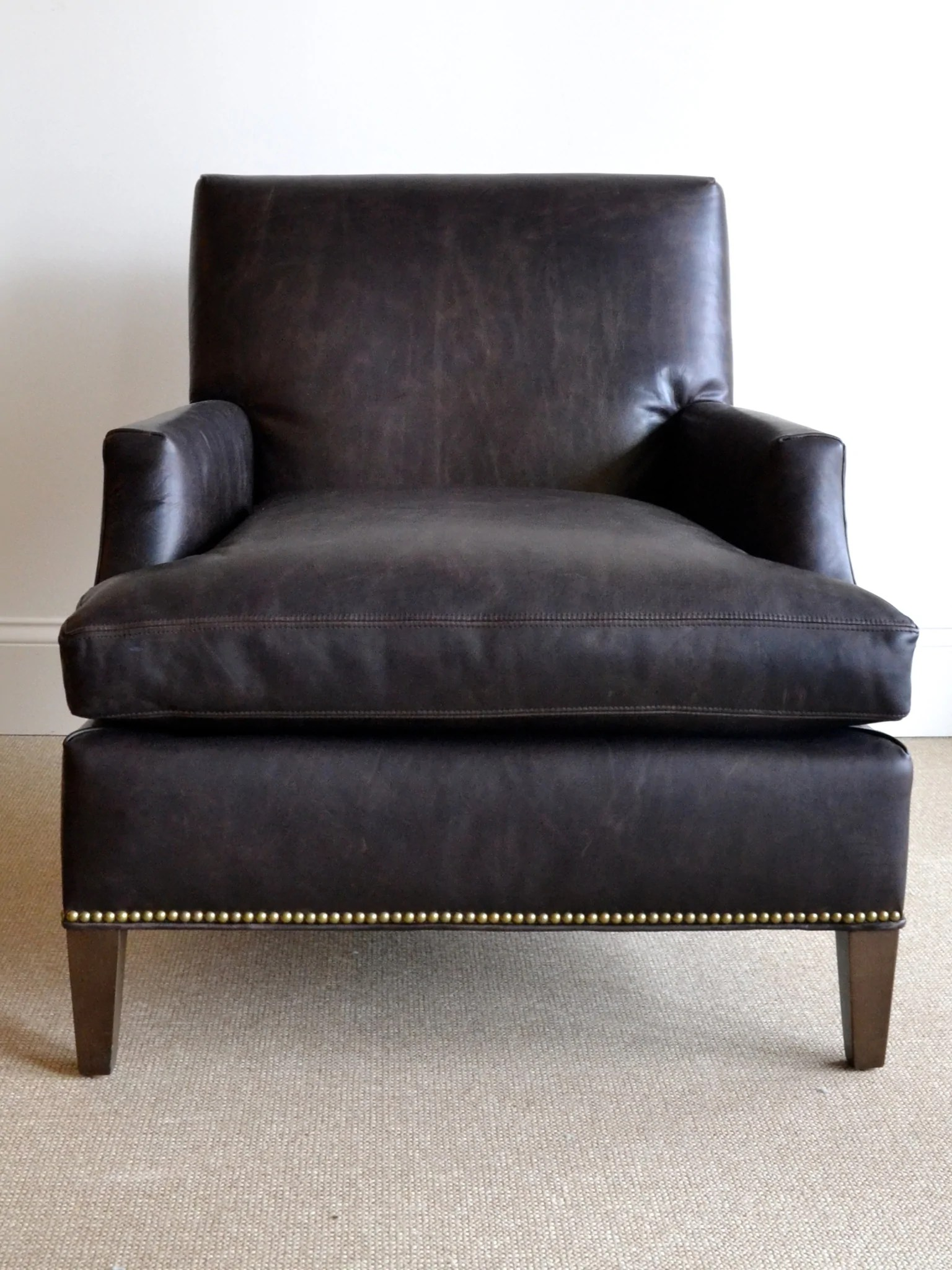 Leather Lounge Sackett Leather Lounge Chair Summerhouse