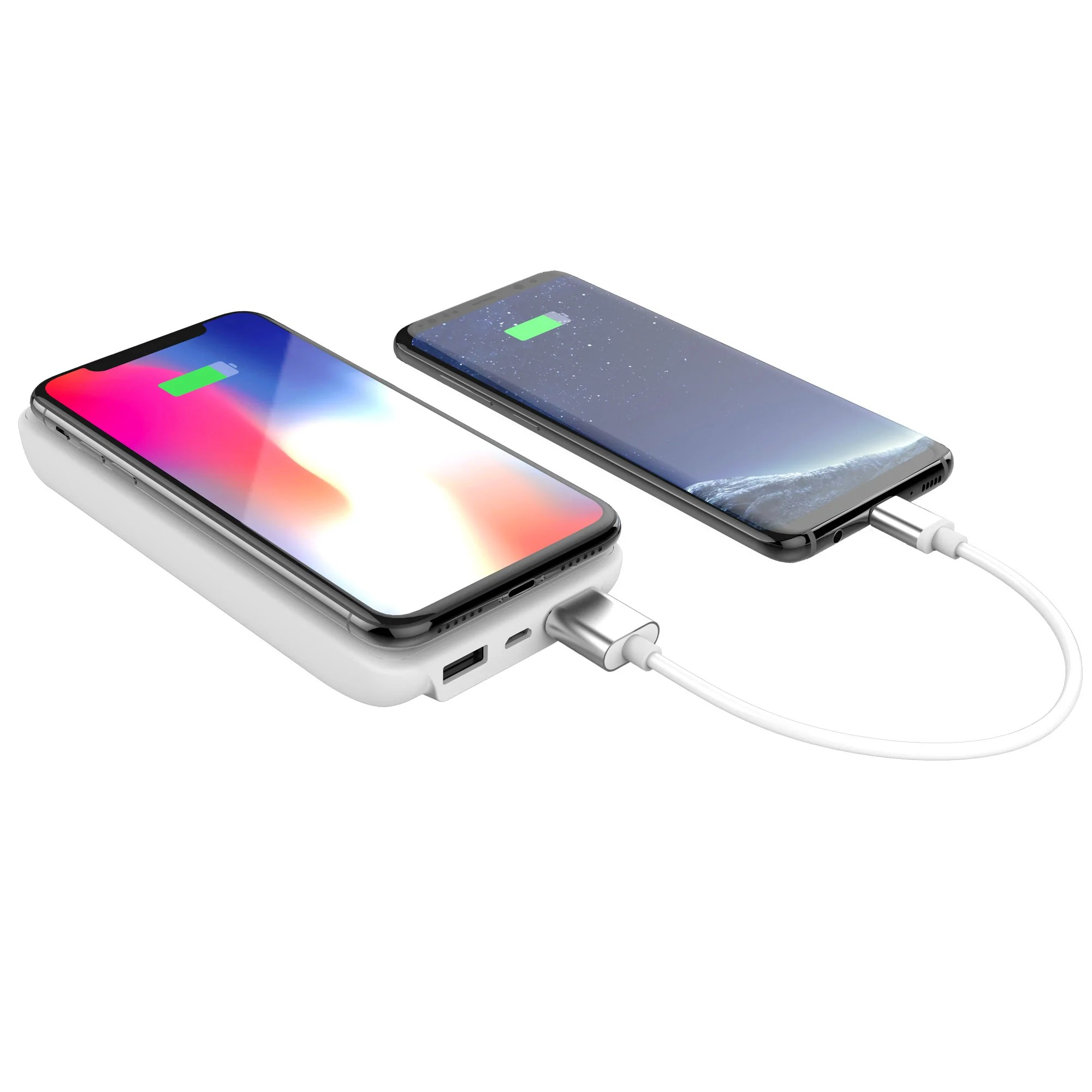 Wireless Charging Iphone Unplugged 10k