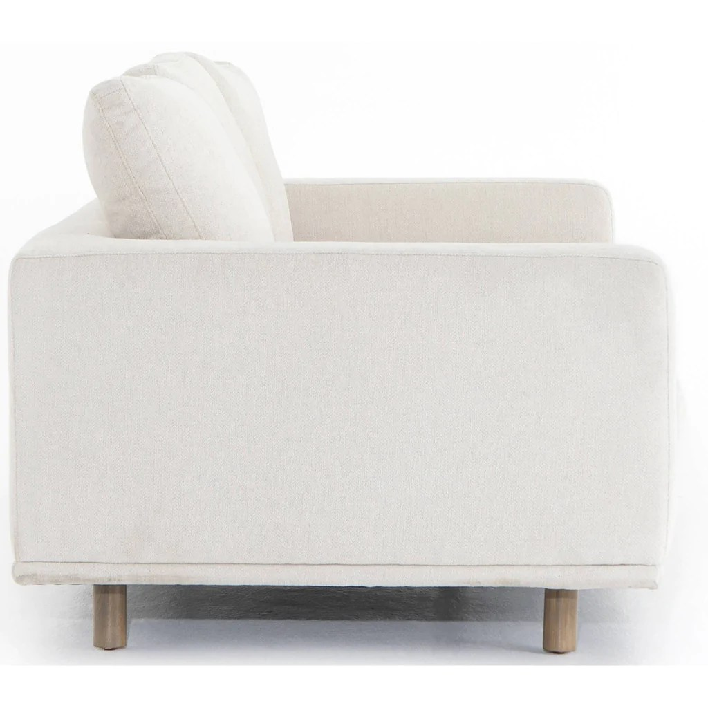 Dom Sofa Bonnell Ivory High Fashion Home