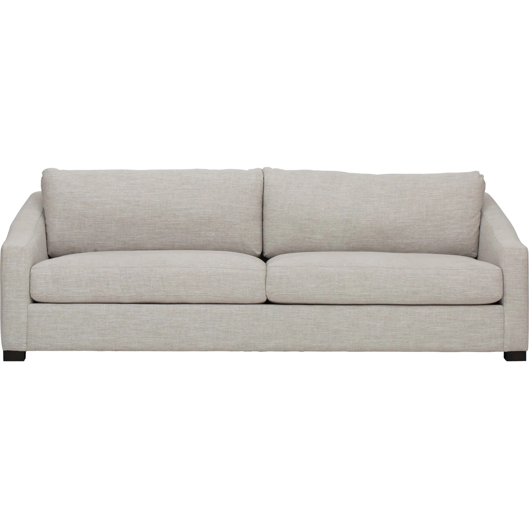 Hilton Sofa Samantha Silver High Fashion Home
