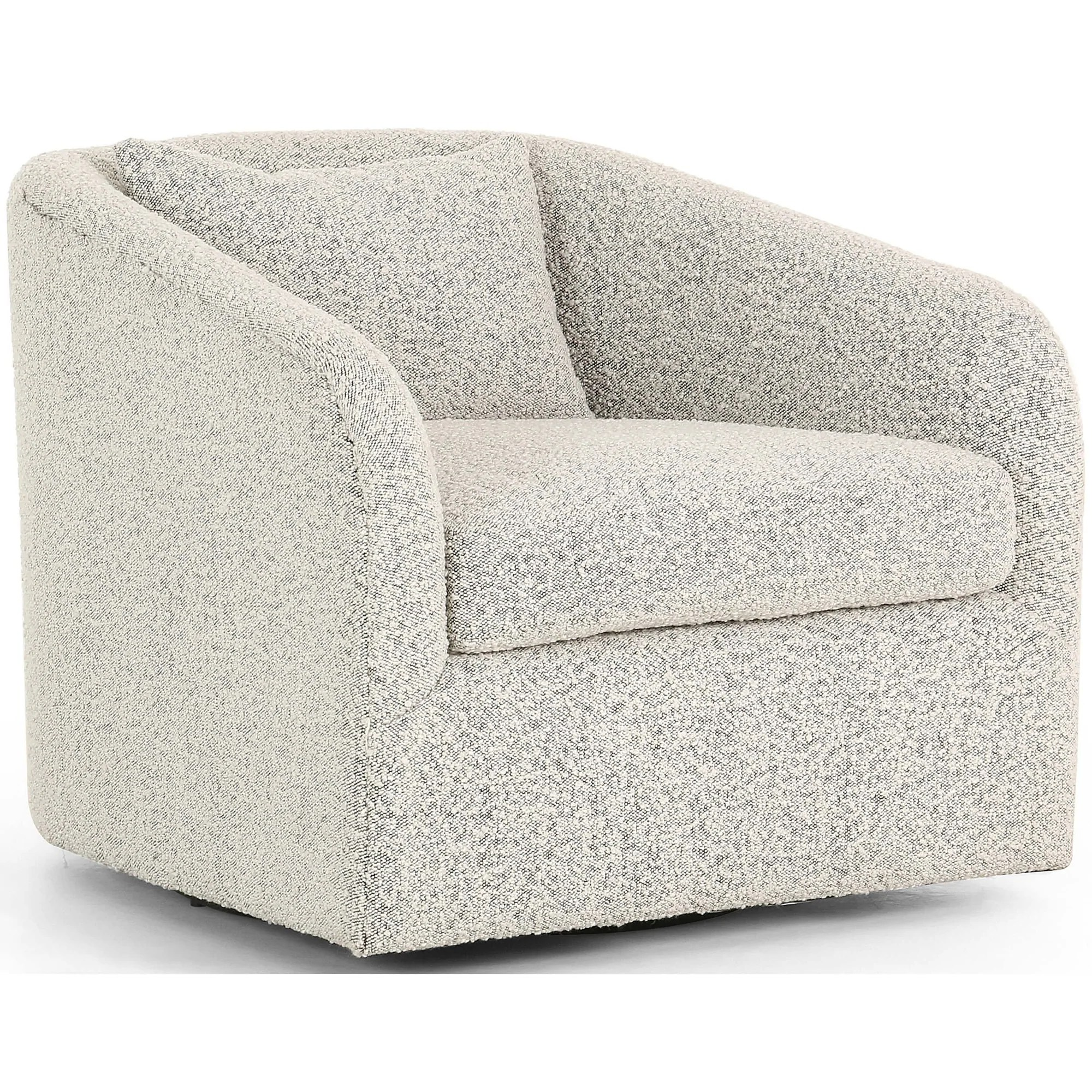 Topanga Swivel Chair High Fashion Home