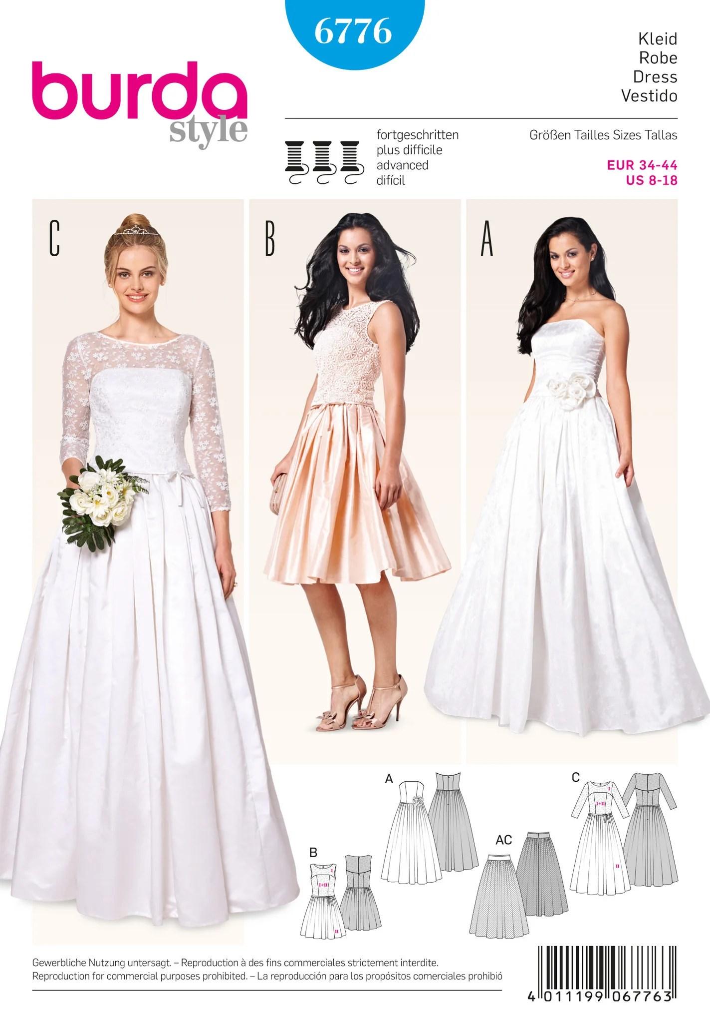 Fullsize Of Wedding Dress Patterns