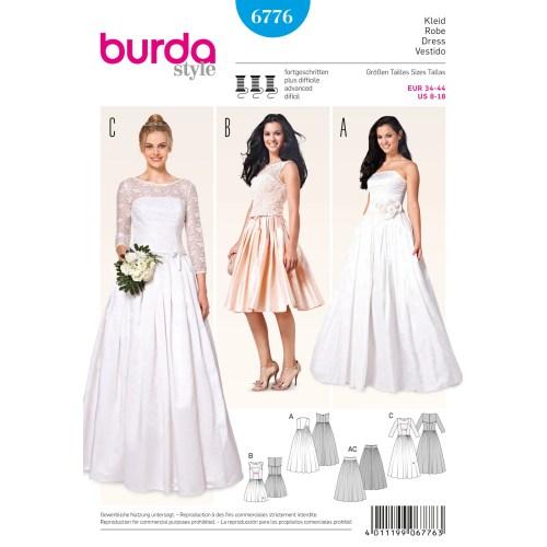 Medium Crop Of Wedding Dress Patterns
