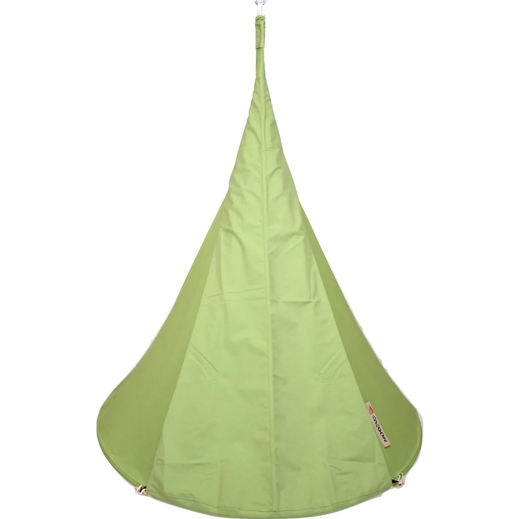 Cacoon Cacoon Cover Door For Single Hanging Hammock Leaf Green