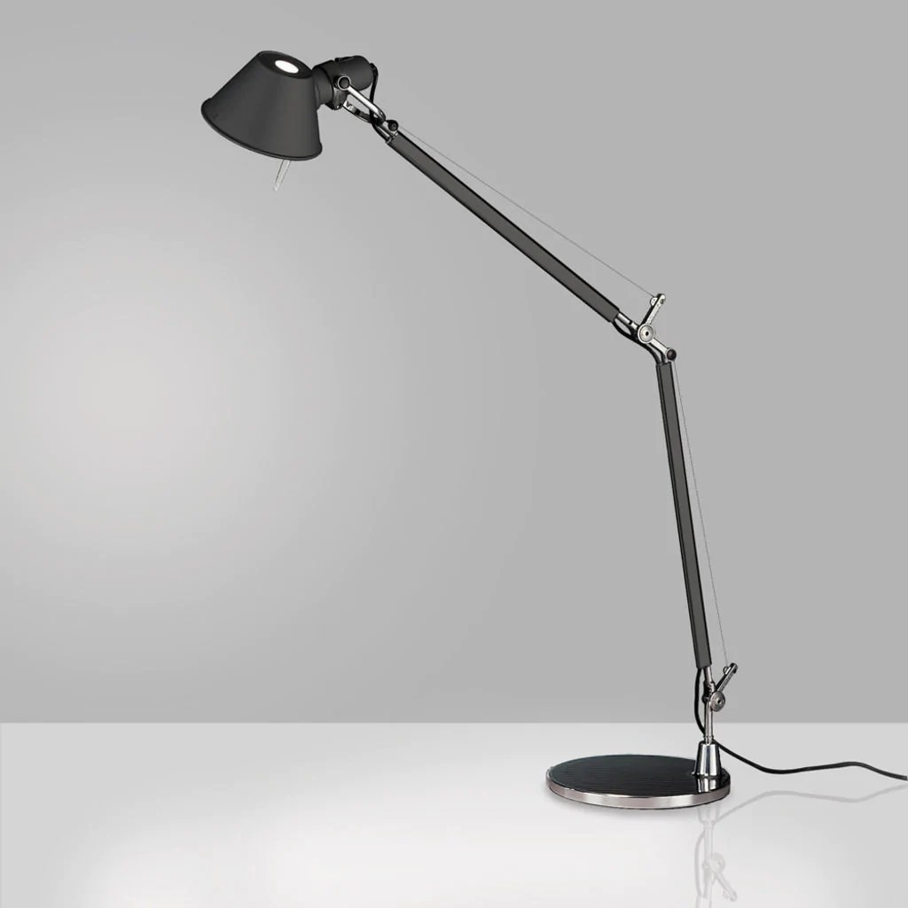 Artemide Lamp Artemide Tolomeo Table Lamp With Base