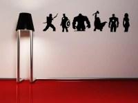 Avengers Wall Art | Geeky Super Hero Wall Arts | My Geekery
