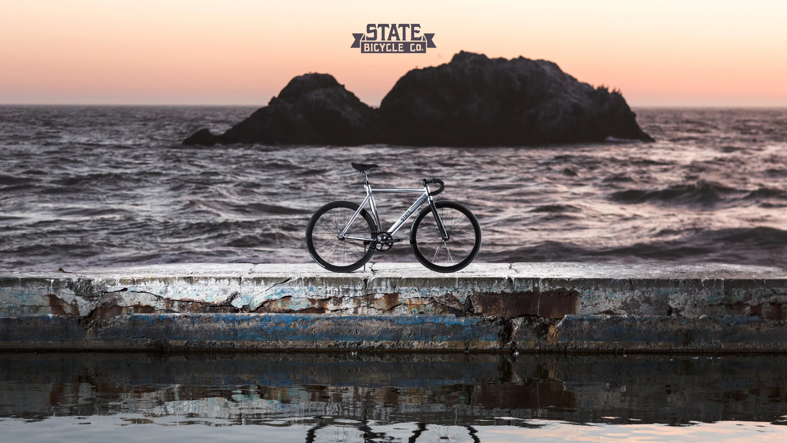 Fixed Gear Wallpaper Iphone Monthly Wallpaper August 2014 State Bicycle Co