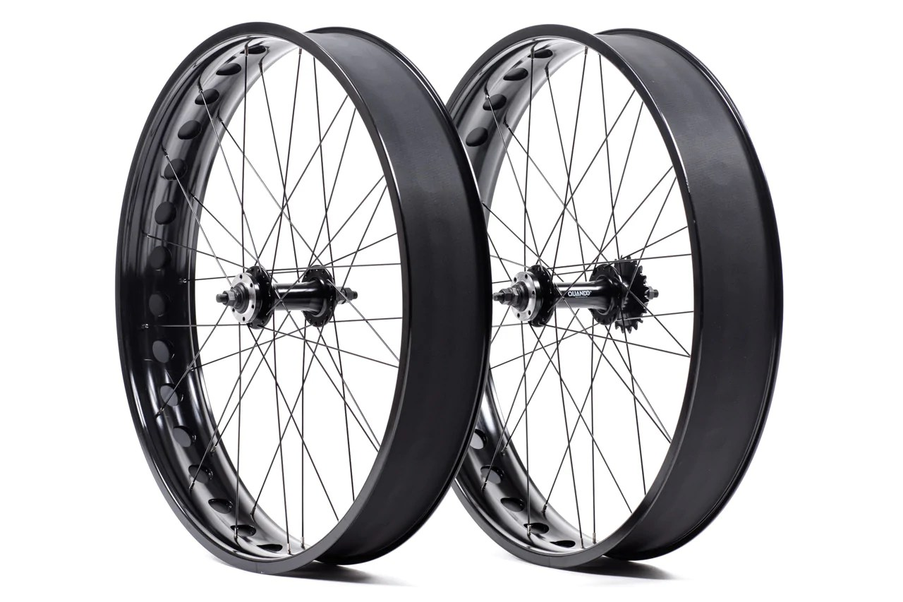 Fat Bike Fat Bike Premium Wheel Set Off Road Bike Wheels Parts