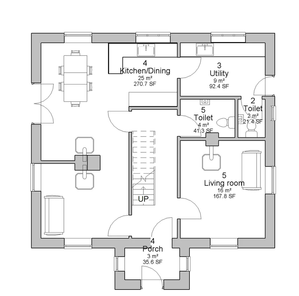 Bungalow house plans designs ireland house plans househome with cool bungalow house plans
