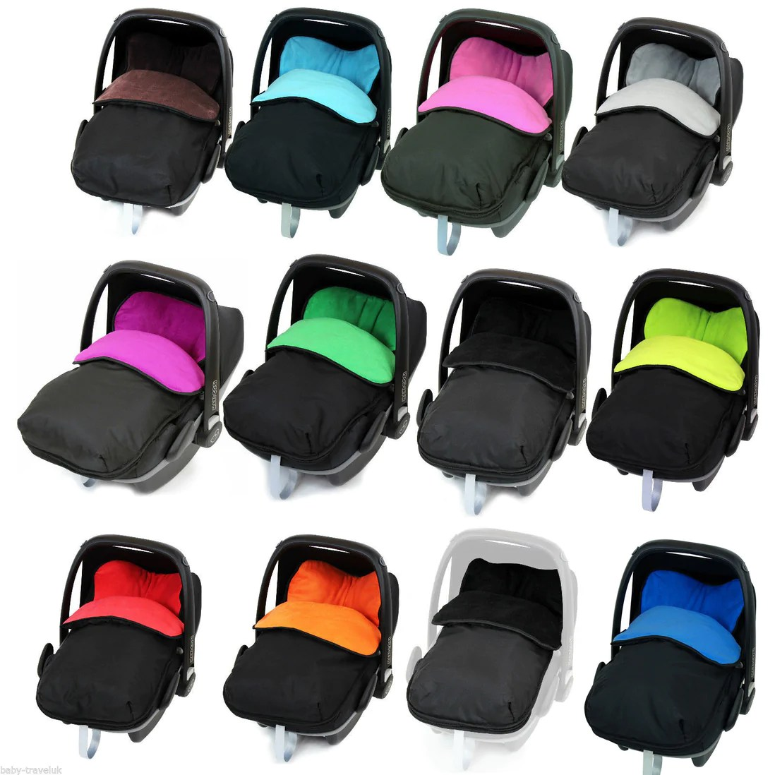 Baby Car Seat Universal Universal Car Seat Footmuff Cosy Toes Hauck Newborn Carseat Baby Boy Girl New