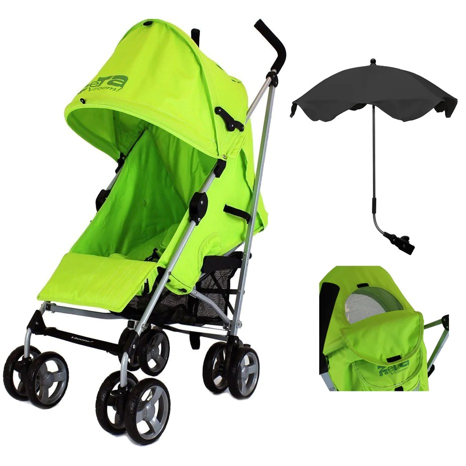 Baby Pram Umbrella Pushchair Pram Parasols Covers Canopies Baby Parasol