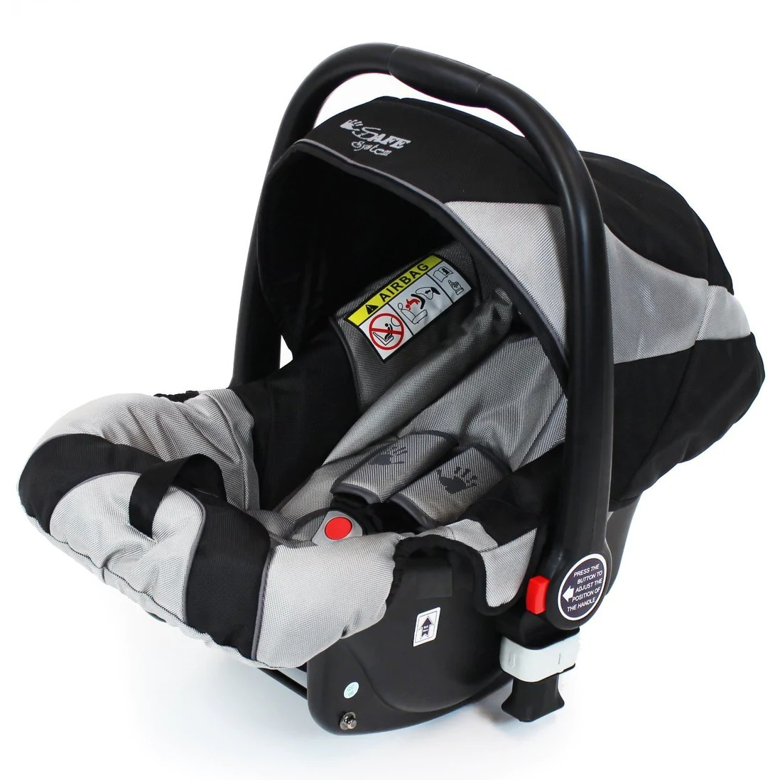 Infant Seat Vs Safety Seat Sale Now On Save Up To 50 Luxury Baby Prducts By Isafe
