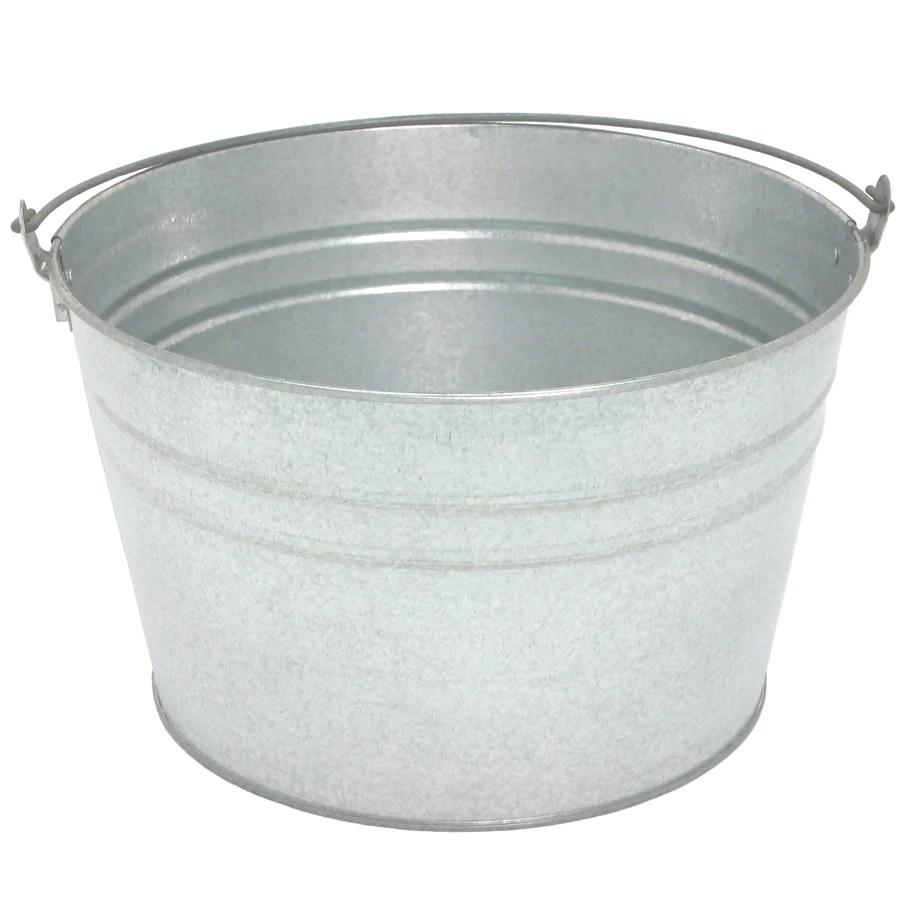 Stunning Round Wash Tub Round Wash Tub Round Wash Tub Round Wash Tub West Metal Galvanized Wash Tub Sink Drain Galvanized Wash Tub Planters houzz-02 Galvanized Wash Tub