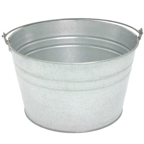 Medium Crop Of Galvanized Wash Tub
